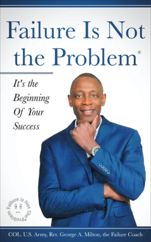 cover of failure is not the problem